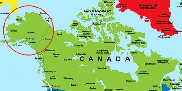 peion: Sell Alaska to Canada on richardson highway, top of the world highway, map of united states, map of australia, map of alaska coastline, map of canada with cities, driving the alaska highway canada, dawson city, fort nelson, map of ketchikan alaska, blank map of canada, prince george, map alaska and hawaii in the same, cruise inside passage canada, map of mountains of alaska, klondike gold rush, klondike highway, yukon river, map of cordova alaska, fort st. john, map of jasper national park canada, road map of canada, dempster highway, map of north america, street map vancouver bc canada, trans-alaska pipeline system, watson lake, delta junction, map of states bordering canada, map of hotels in toronto canada, map of alaska highway, dalton highway, pan-american highway, map of alaska subsistence, dawson creek, alaska cruise map canada,