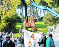 Ban Horse Drawn Carriages in Rome