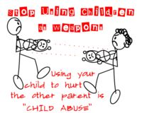 Outlaw Parental Alienation And Make 50/50 Shared Parenting and Custody Mandatory