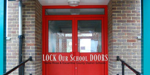 LOCK Our School DOORS & petition: LOCK Our School DOORS Florida