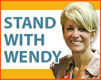 Thank Wendy Davis for Standing up for Women