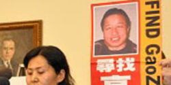 Release Chinese Human Rights Lawyer Gao Zhisheng