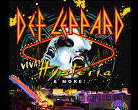 DEF LEPPARD'S VIVA HYSTERIA TOUR in MONTREAL