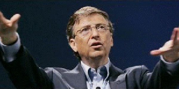 Bill Gates, give me a million dollars