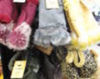 Ask Walgreen's to stop selling fur trimmed gloves.