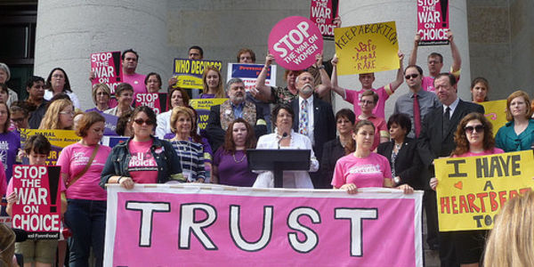 Congress: Pass the Women's Health Protection Act of 2013