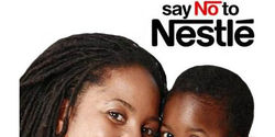 Urge the World Health Organization to cut ties with Nestle: Our Mothers and Babies Are Worth it!!