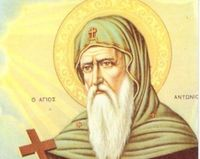 The monks of St Antony the Great