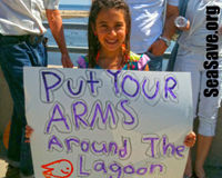 Don't Harm Malibu Lagoon to