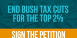 Tell Congress: End the Bush Tax Cuts for the Top 2%