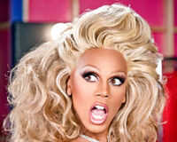 Have RuPaul in drag on Dancing With the Stars with a male dance partner next season