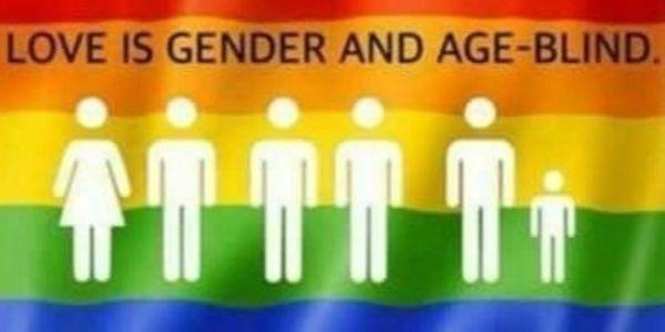 Heterosexual pride month