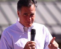 Mitt Romney: Don't Attack Firefighters, Police Officers, and Teachers