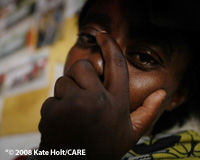 Stop Rape of Women and Girls in the Congo