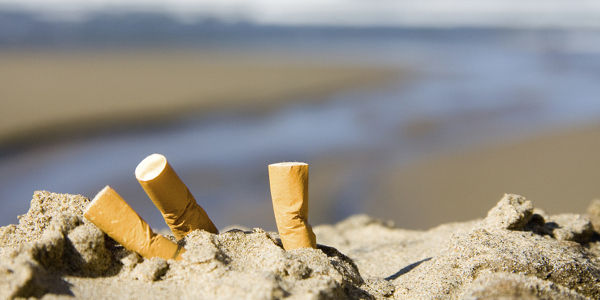 Tobacco Companies: Keep Your Butts Out of Our Bay!