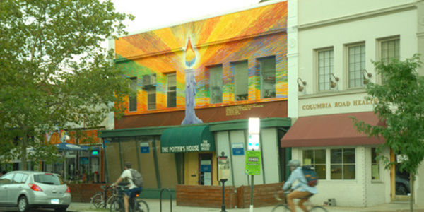 My Mural in Washington, DC is at Risk of Destruction: Sign to Save Public Art!
