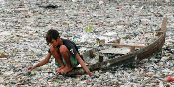 Stop Ruining Indonesia's River Citarum with Mercury and Toxins