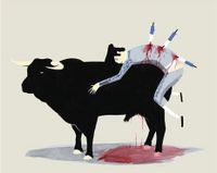 We do NOT want bullfights in Brazil -