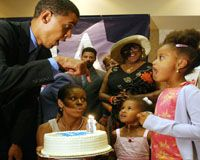 Sign Barack's Birthday Card and Join the Campaign