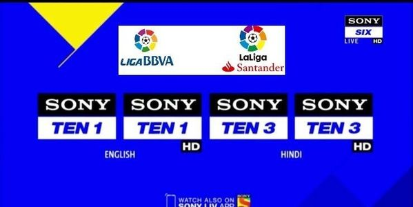 petition: Demand sony entertainment to broadcast Laliga in