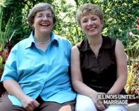 Support the freedom to marry in Illinois!