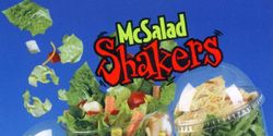 Bring Back McDonald's SALAD SHAKERS!
