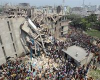 Bangladesh Factory Collapse: A Call to Consumers