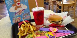 Wendy's: Please Take Soda Off Your Kids' Menu