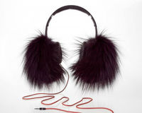 Stop Selling Silver Fox Fur Headphones
