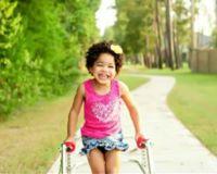 Tell New Caney ISD: Let LaKay Roberts Use Her Walker!