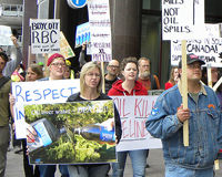 Another Tar Sands Pipeline? No Way!