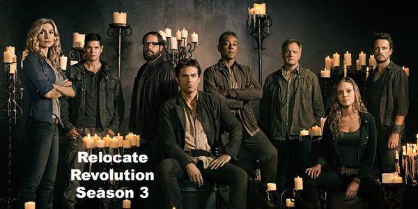 petition: Revolution Season 3