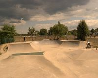 Build New Skate Park BEFORE Current Park is Taken Down.