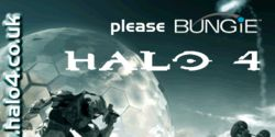 Make Halo 4, bring back Halo - the best game ever!