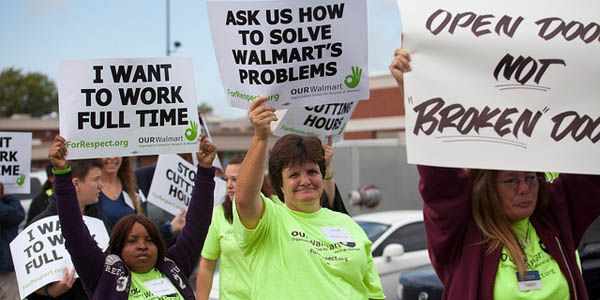 Tell President Obama to Meet with Walmart Workers