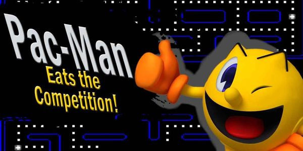 PacMan For SSB4