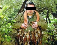 The illegal hunting of migratory birds on Zakynthos, Greece