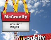 Stop the Cruelty of McDonald's!
