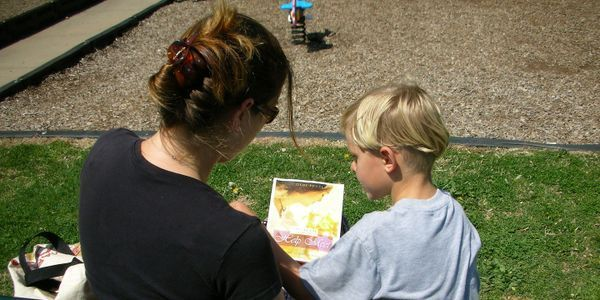 Read With a Child!