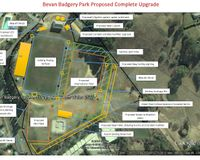 Bevan Badgery Park Upgrade