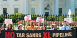 Tell President Obama to Reject the Keystone XL!