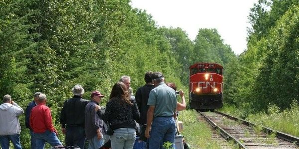 All Aboard - Save Our Passenger Train!