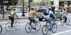 Tell San Francisco Not to Crack Down on Bicyclists!
