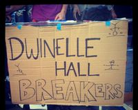 Restore the Dwinelle Hall practice space to the Dwinelle Hall Breakers