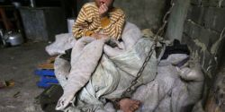 China: Stop Allowing Mentally Disabled People to be Kept in Chains!