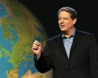 Congratulate Al Gore on the Nobel Peace Prize