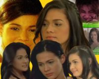 Bea Alonzo as Jackie  Madrigal in  MSKM book 2 of  ABS
