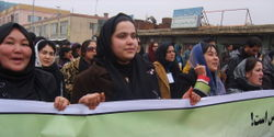 URGE PRESIDENT OBAMA AND SECRETARY KERRY TO STAND WITH AFGHAN WOMEN