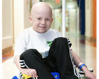 Give Victims of Childhood Cancer and Leukemia Hope this Holiday Season