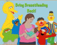 Bring Breastfeeding Back to Sesame Street!